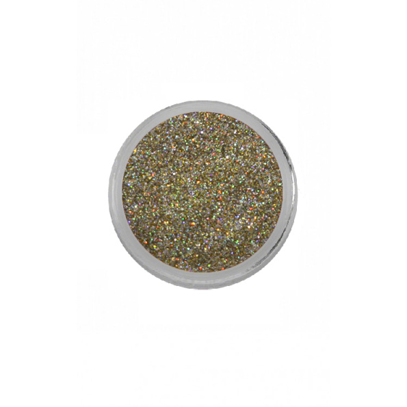 Holograpic Dust Gold