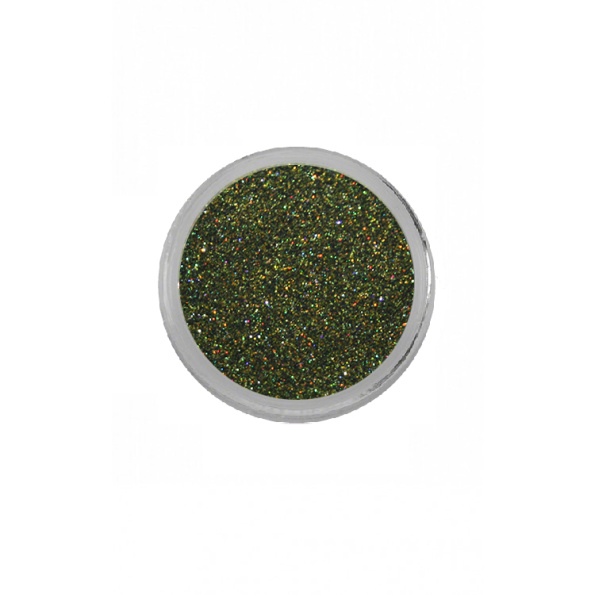 Holograpic Dust Green