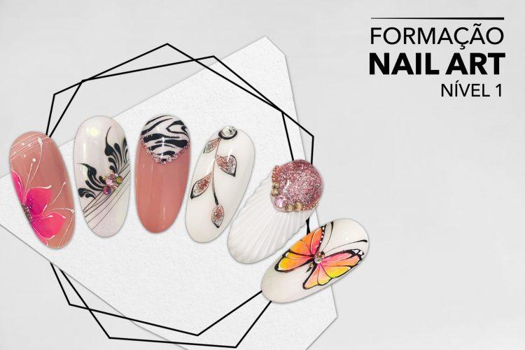 Formação Certificada Nail Art Nível 1