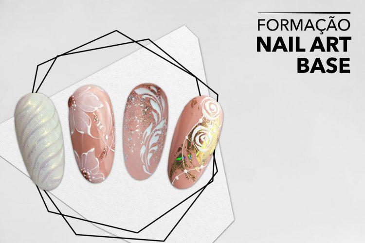Formação Certificada Nail Art Base