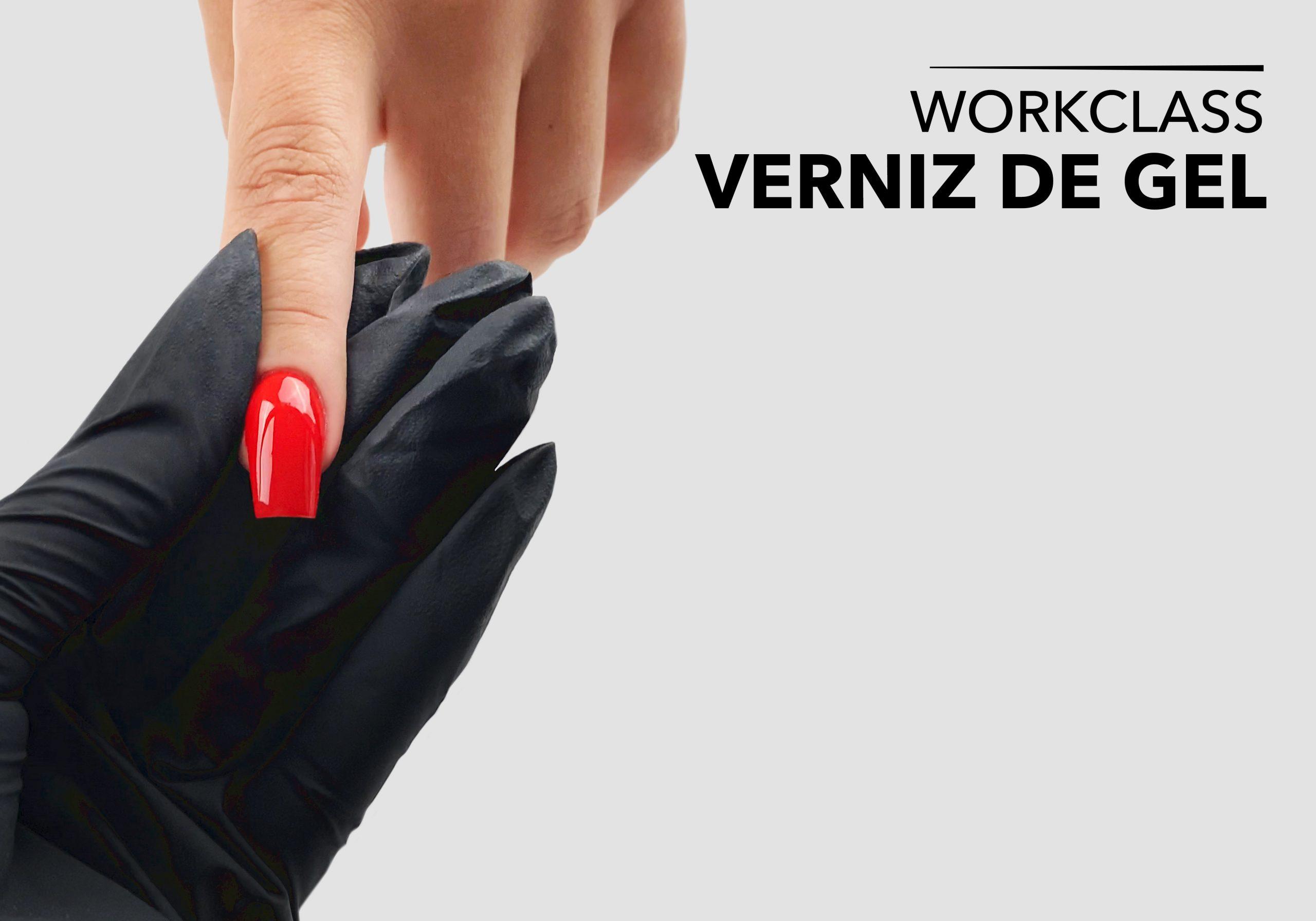 Workclass de Verniz de Gel