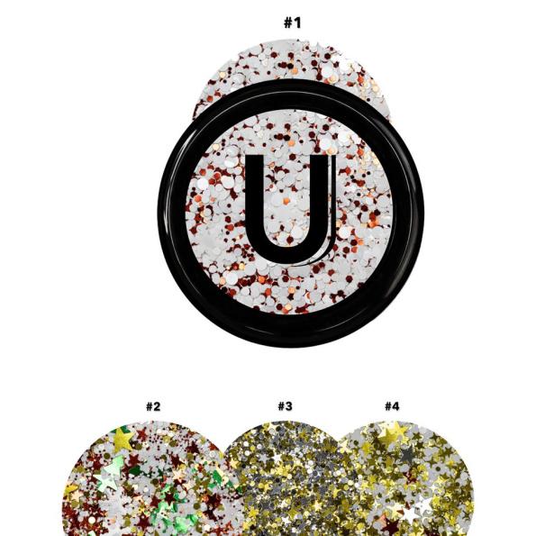 Conjunto Glitter Christmas Bling V2