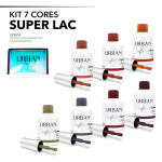 Kit 7 Cores Super Lac