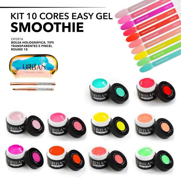 Kit Easy Gel Smoothie V2